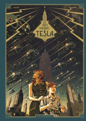 Les Trois fantômes de Tesla t.1 ; le mystère Chtokavien