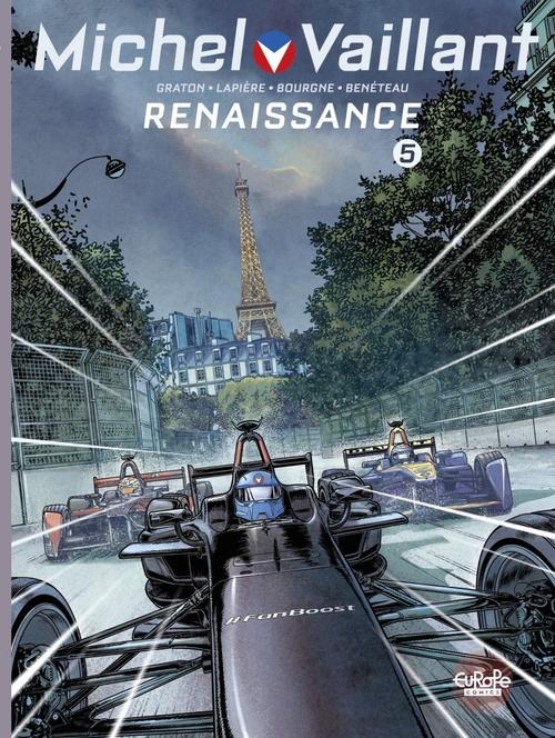 Michel Vaillant - Volume 5 - Resurgence