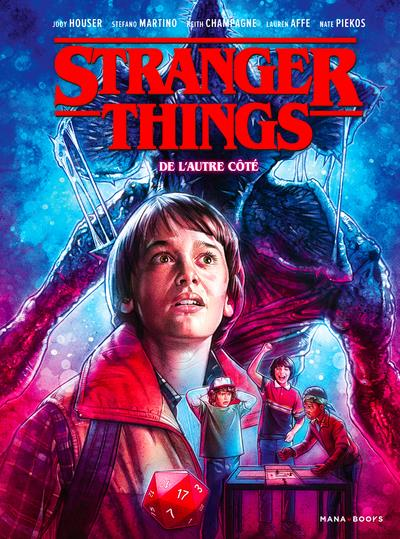 STRANGER THINGS T.1  -  DE L'AUTRE COTE HOUSER, JODY