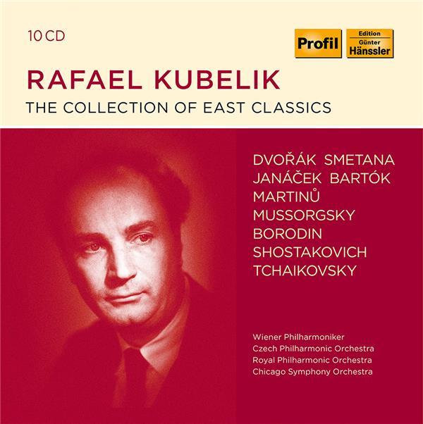 la collection des classiques de l'Est / Rafael Kubelik