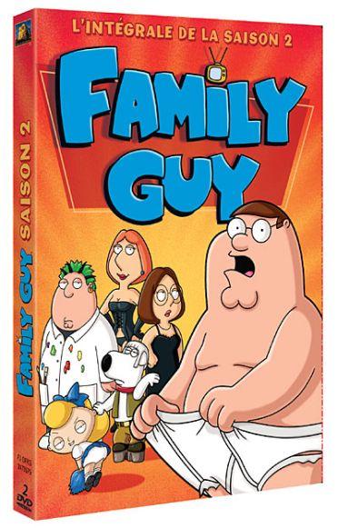 Family Guy - L'intégrale de la saison 2