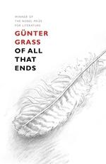 Vente Livre Numérique : Of All That Ends  - Günter Grass