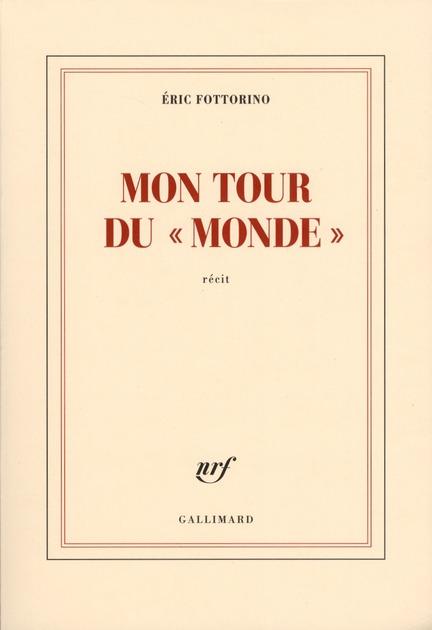 """Mon Tour Du """"Monde"""