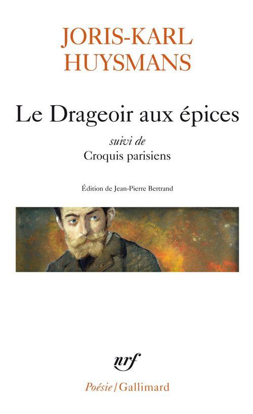 Le drageoir aux épices ; croquis parisiens