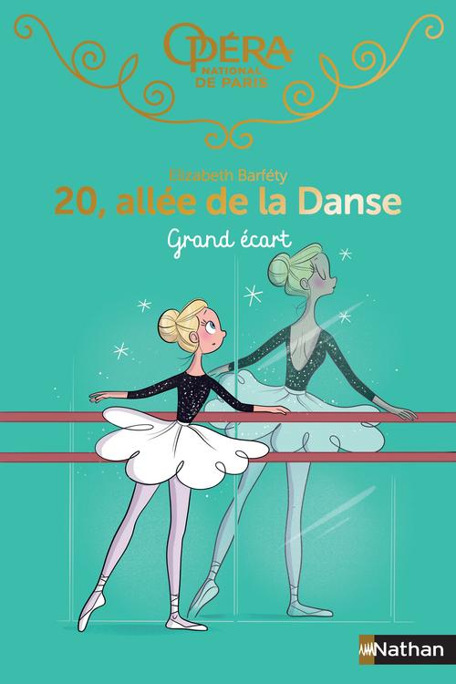 20, allée de la danse T.17 ; grand écart