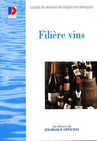 Filière vins