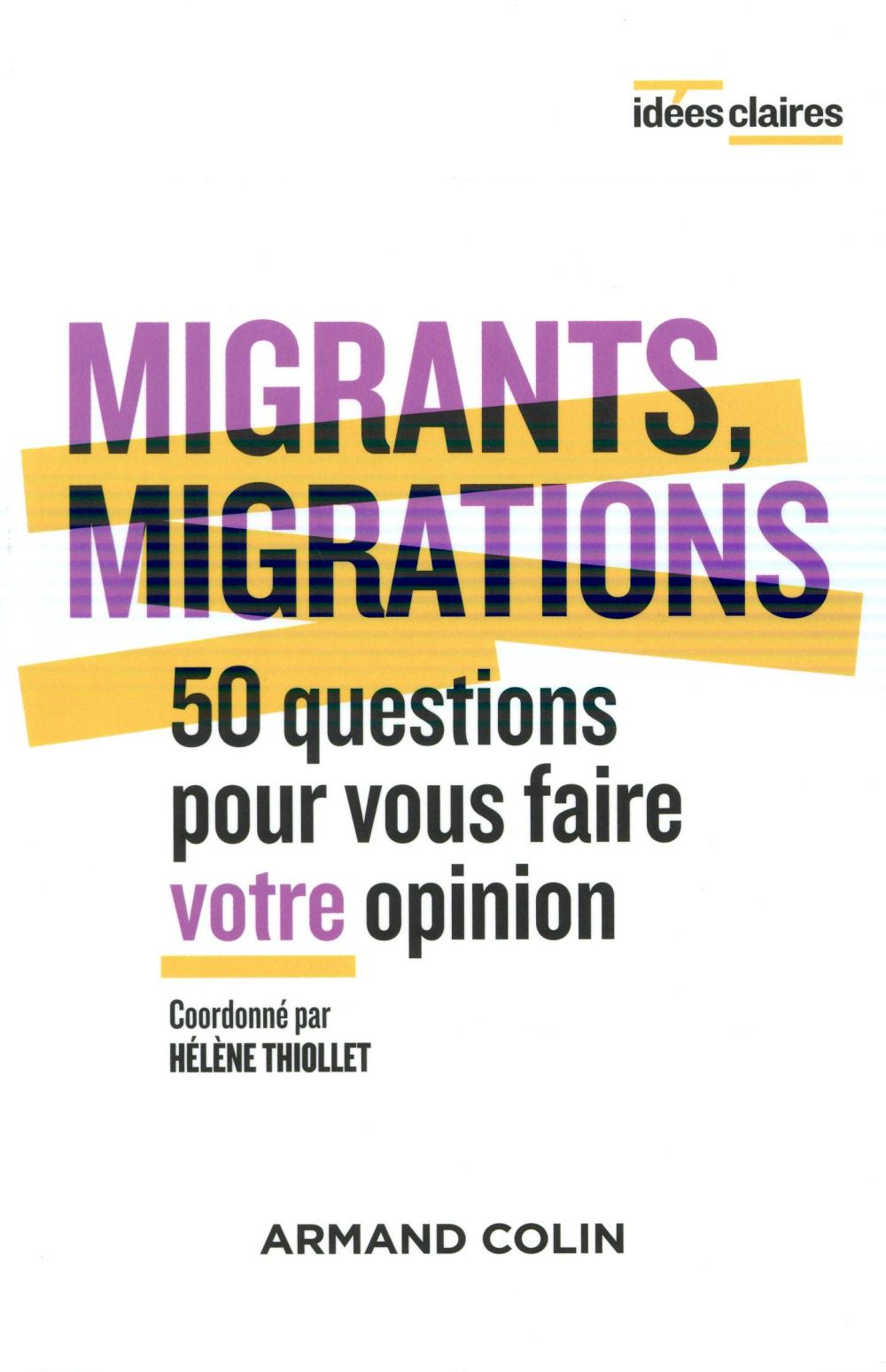Migrants, migrations