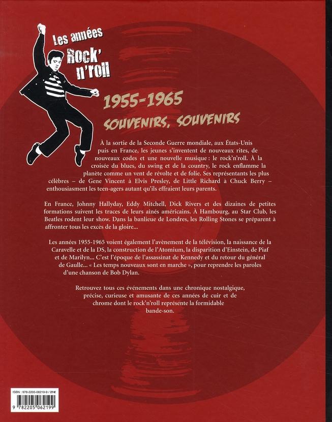 Les années rock'n roll