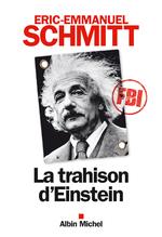 Vente Livre Numérique : La Trahison d'Einstein  - Eric-Emmanuel Schmitt