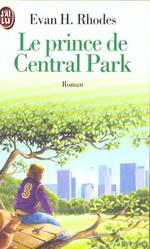 Couverture de Prince de central park (le)