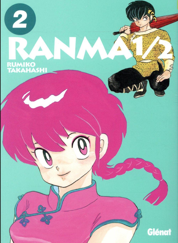 Ranma 1/2 - édition originale T.2