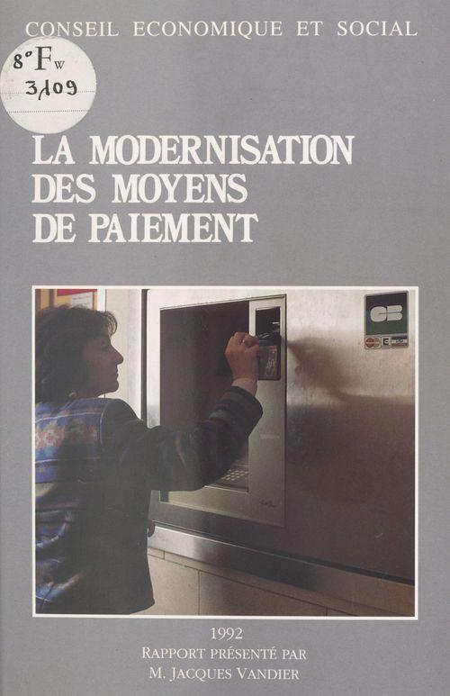Modernis.moyens paiement