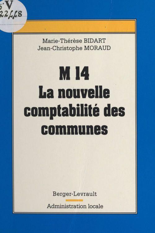 M 14, la nouvelle comptabilite des communes