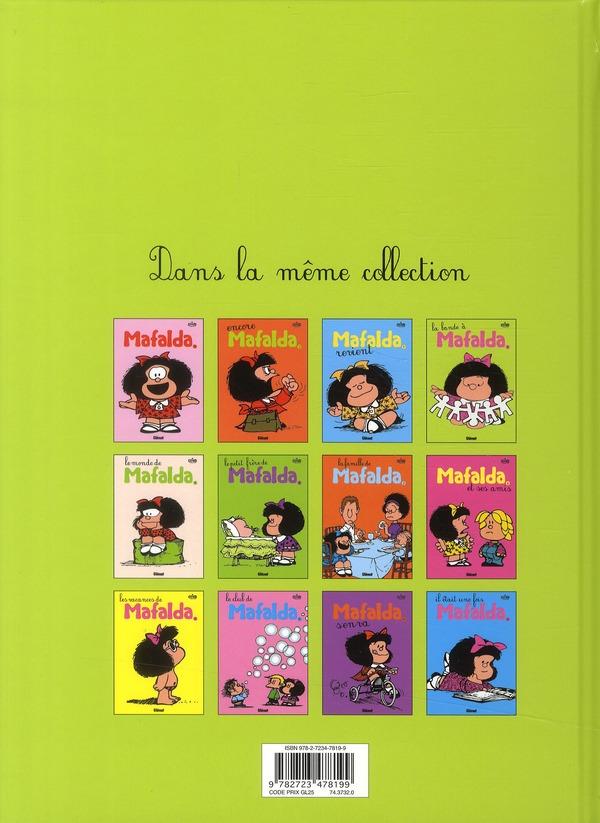 Mafalda t.4 ; la bande à Mafalda