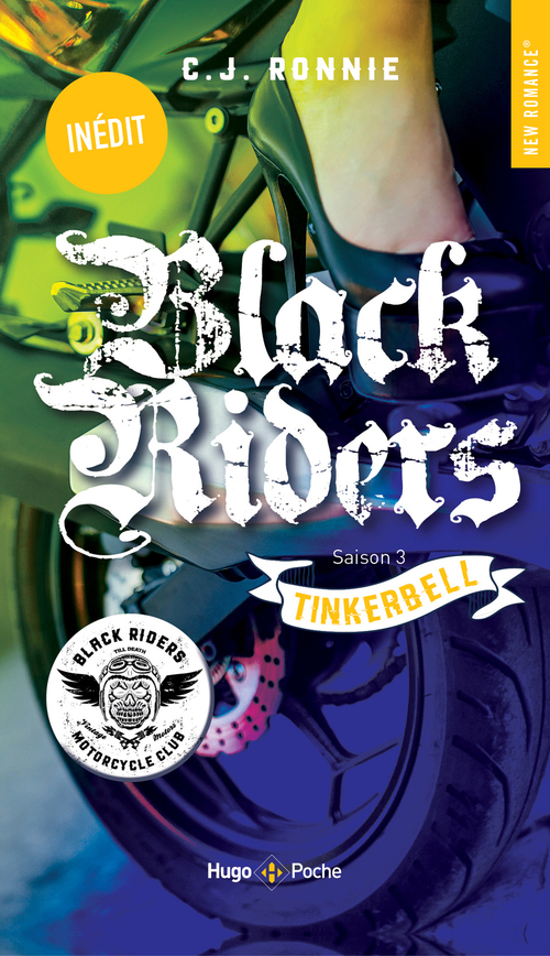 Black Riders - tome 3 Tinkerbell