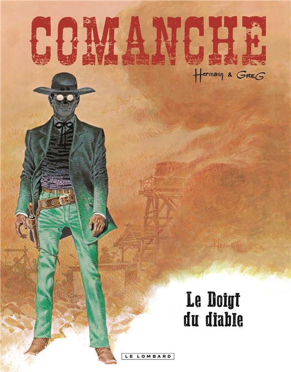 COMANCHE T7 COMANCHE T7-LE DOI