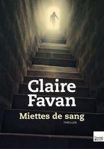 Vente Livre Numérique : Miettes de sang  - Claire Favan