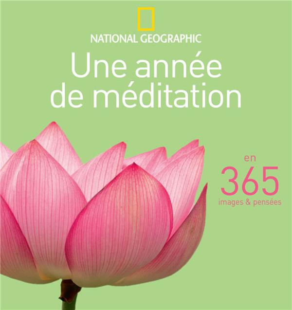 Une année de méditation