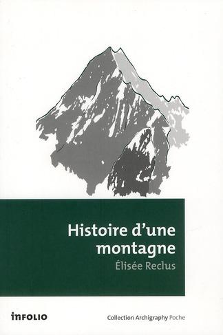 Histoire d'une montagne