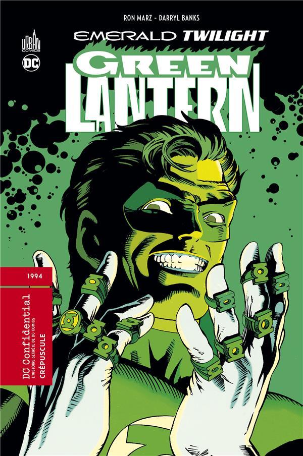 Green Lantern ; emerald twilight