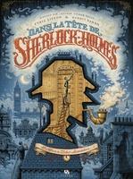 Dans la tête de Sherlock Holmes t.1 ; l'affaire du ticket scandaleux  - Cyril Lieron
