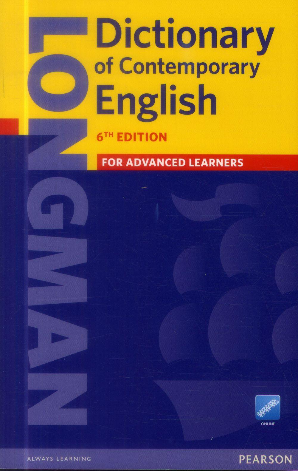 dictionary of contemporary english 6e