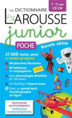 Le dictionnaire Larousse junior poche