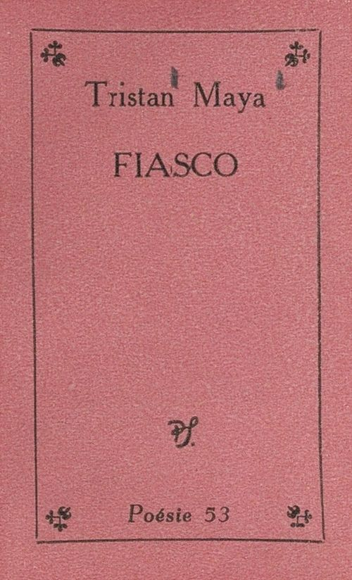 Fiasco  - Tristan Maya