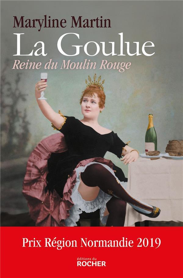 La goulue ; une chahuteuse au Moulin Rouge
