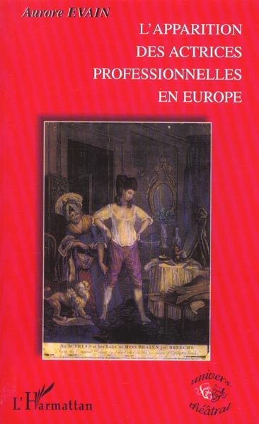 L'apparition des actrices professionnelles en Europe