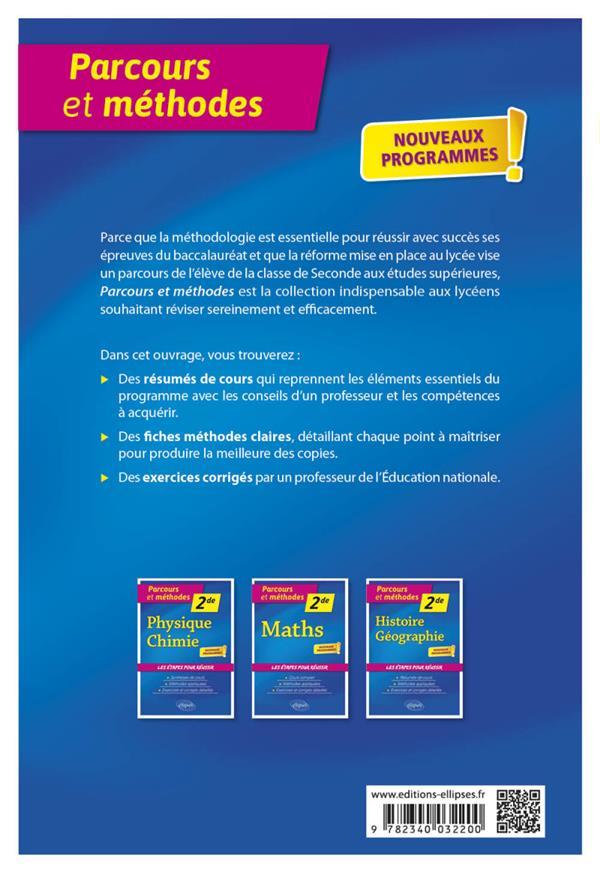 Sciences économiques et sociales ; seconde ; nouveaux programmes
