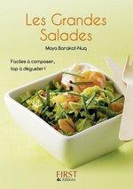 Vente EBooks : Petit livre de - Les grandes salades  - Maya BARAKAT-NUQ