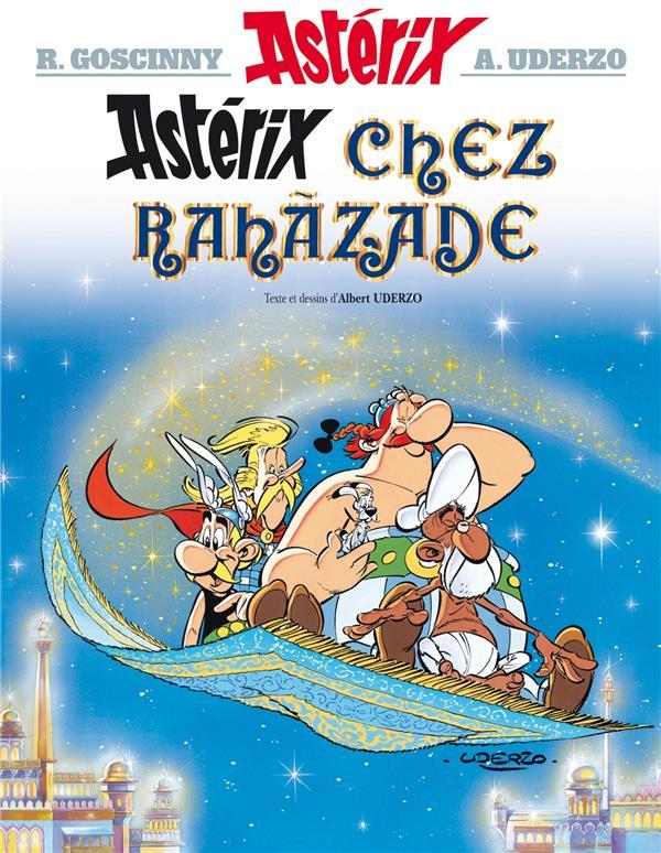 Astérix T.28 ; Astérix chez Rahazade