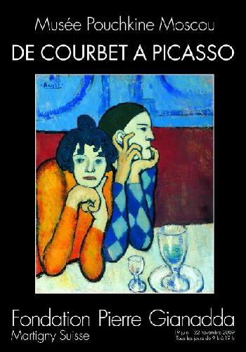 Musée Pouchkine Moscou ; de Courbet à Picasso