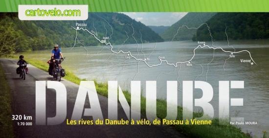 Les rives du Danube à vélo, de Passau à Vienne