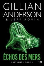 Vente EBooks : Échos des mers  - Jeff Rovin - Gillian Anderson