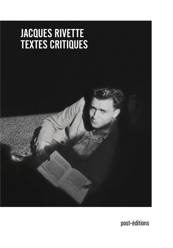 Textes critiques ; 1950-1969