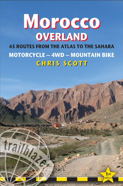 Morocco overland route guide4wd, motorcyclist & cyclist
