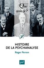 Vente EBooks : Histoire de la psychanalyse (5e édition)  - Roger PERRON