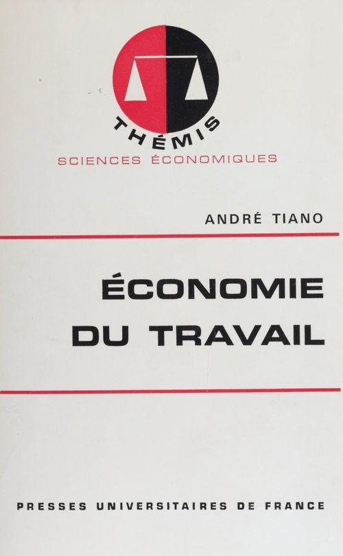 Economie du travail