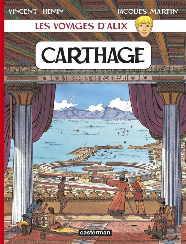 Les voyages d'Alix ; Carthage