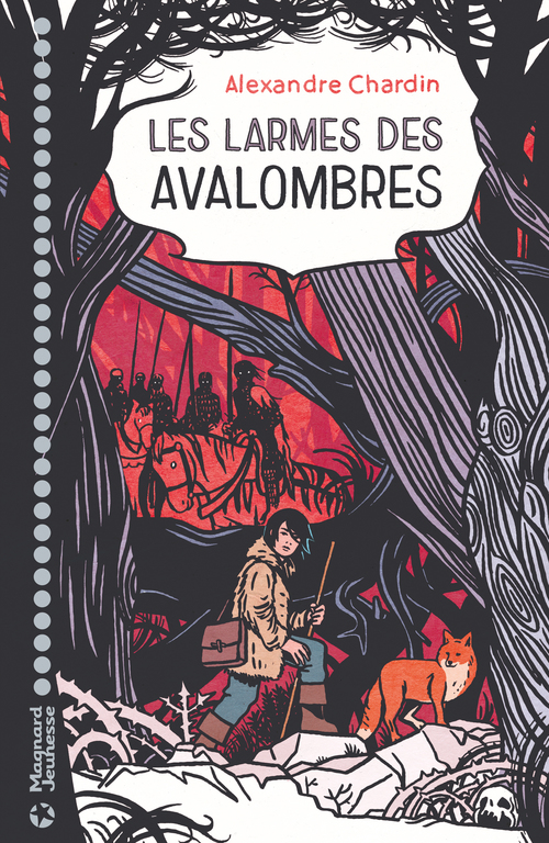Les larmes des Avalombres