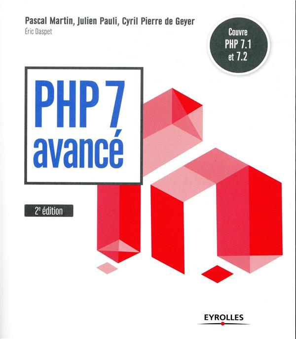 PHP 7 avancé (5e édition)