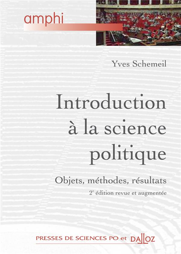 Introduction à la science politique (2e édition)