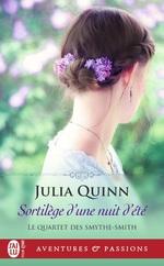 Vente Livre Numérique : Le quartet des Smythe-Smith (Tome 2) - Sortilège d'une nuit d'été  - Julia Quinn