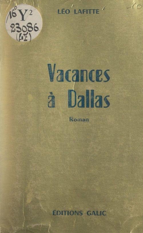 Vacances à Dallas