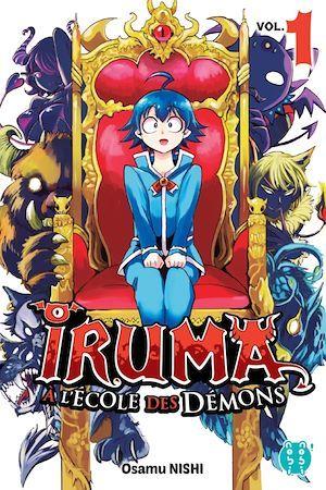 Iruma à l'école des démons T.1