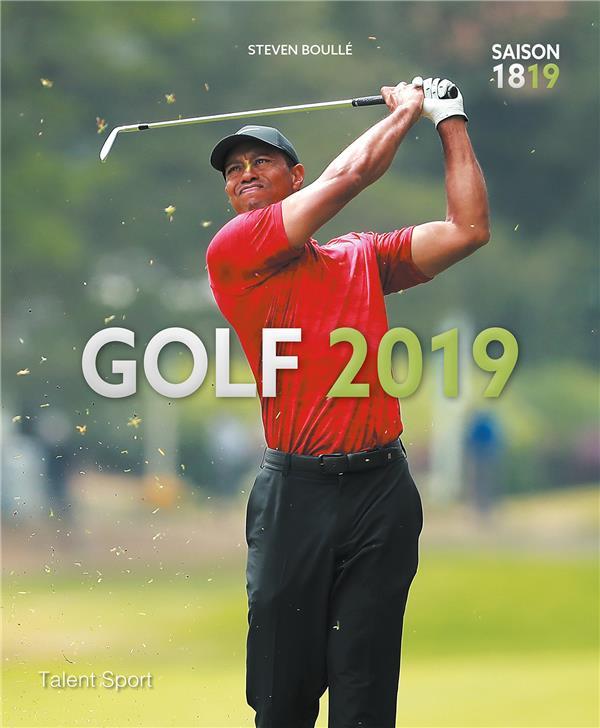 golf 2019 ; saison 2018-2019