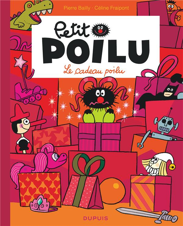 Petit poilu poche - tome 6 - le cadeau poilu (reedition)