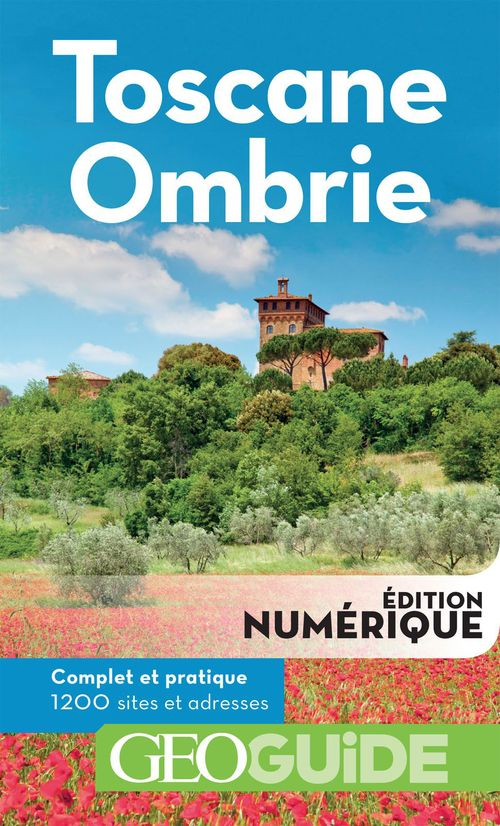 GEOguide ; Toscane, Ombrie (édition 2018)